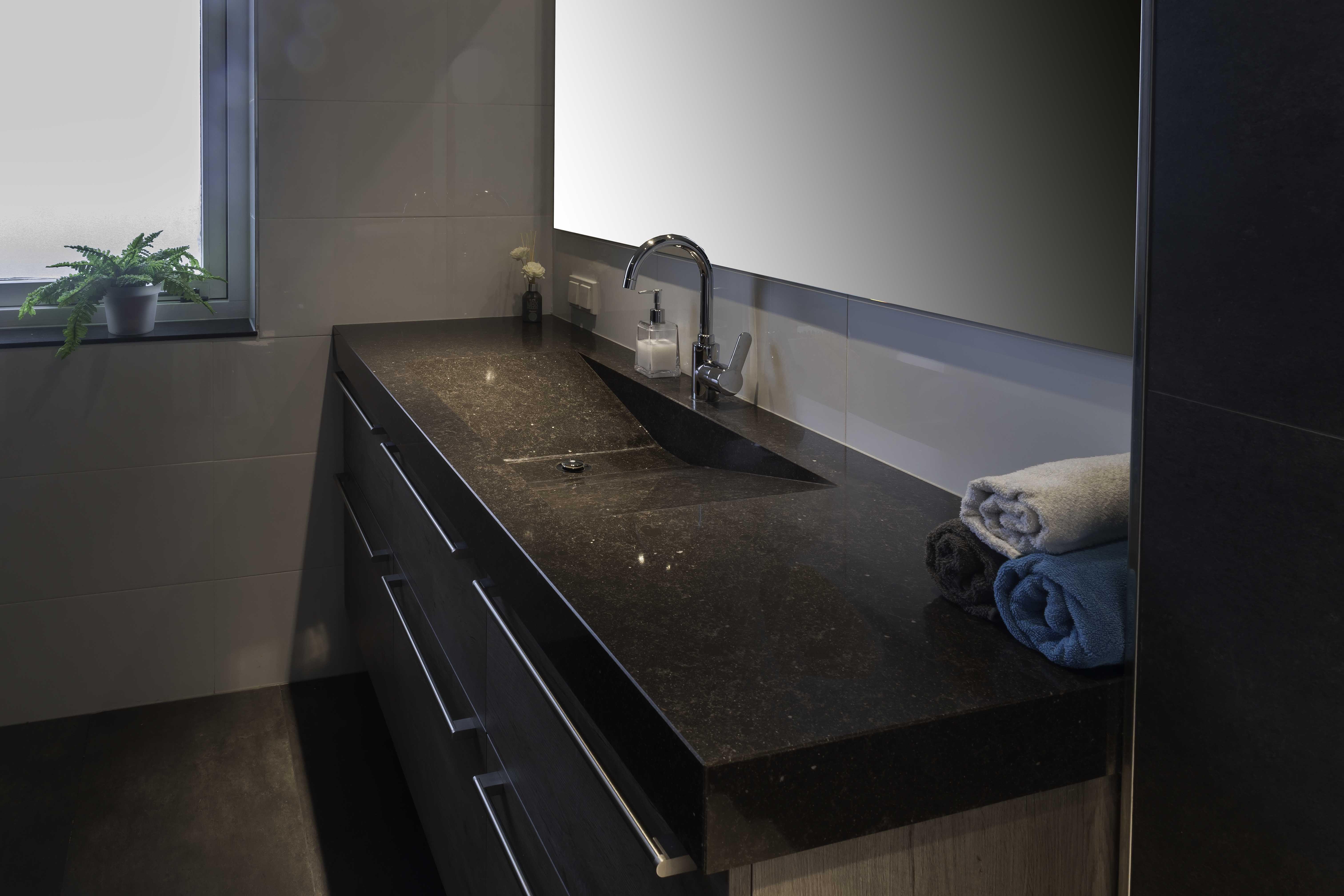Badkamer Modern Landelijk : Badkamer showroom regio zeeland